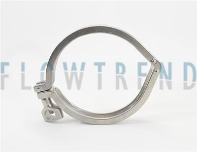 "W30 Sample Valve 1.5"" Clamp x 1/2"" Clamp"